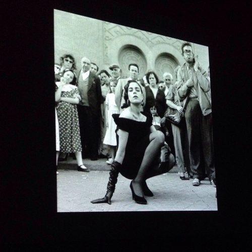 """Un fotograma de la película de Alberto García-Alix """"De donde no se vuelve"""""""